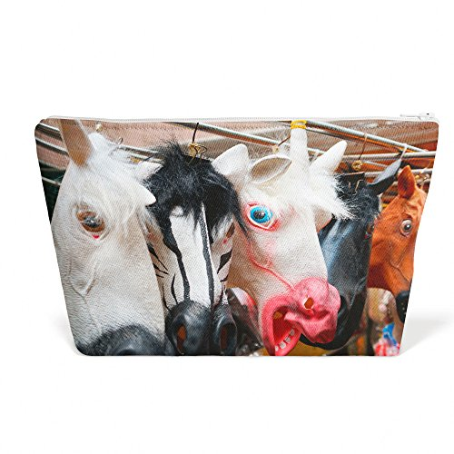- Westlake Art - Head Horse - Pen Pencil Marker Accessory Case - Picture Photography Office School Pouch Holder Storage Organizer - 13x9 inch (5E2B0)