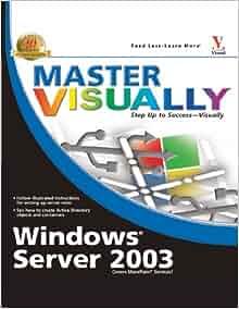 windows server 2003 pdf books