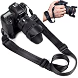 #10: DSLR Camera Strap Quick Release | Hand Strap and ¼ Mounting Screw the Complete Bundle by BX Design