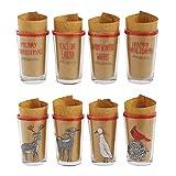 Christmas Animal Tealight Candle Holders
