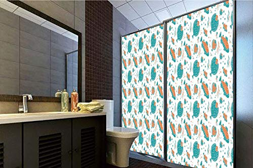 (Decorative Privacy Window Film, 35.43