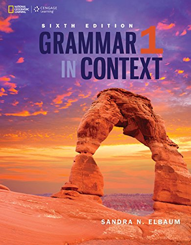 Grammar in Context 1: Student Book/Online Workbook Package