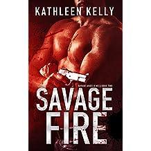 Savage Fire (Savage Angels MC #2)
