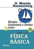 capa de Curso de Física Básica: Fluidos, Oscilações e Ondas, Calor (Volume 2)