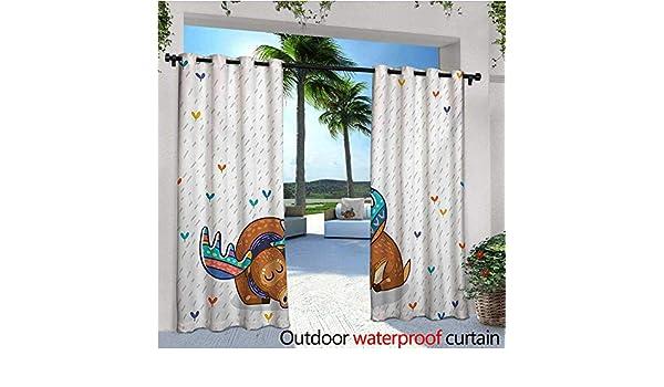 Moon Outdoor- Cortina de privacidad de pie para exteriores con vibrantes estrellas de baile y luna de sueño con expresiones faciales para porche delantero cubierta patio cenador Dock Beach Home Royal azul