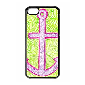 lintao diy Protection Cover Hard Case Of Anchor Cell phone Case For Iphone 5C