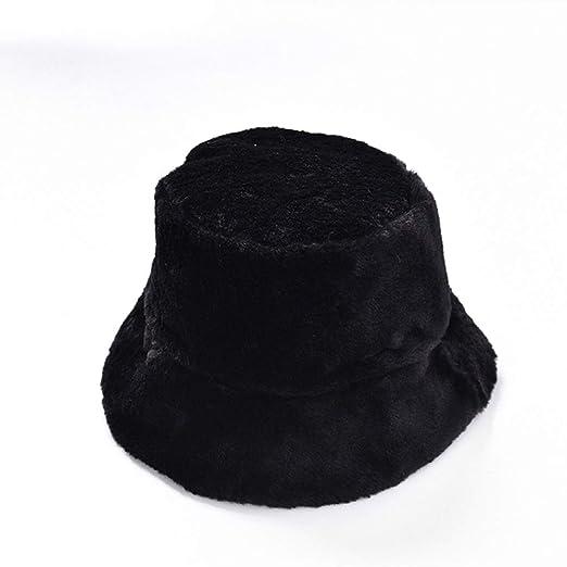 mlpnko Sombrero de Pescador Gorro de Lavabo de Felpa para Mujer ...