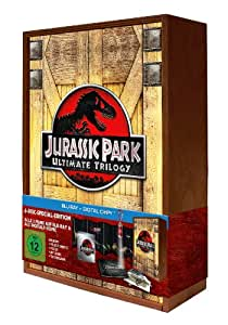 Jurassic Park - Ultimate Trilogy/Adventure Pack [Alemania] [Blu-ray]