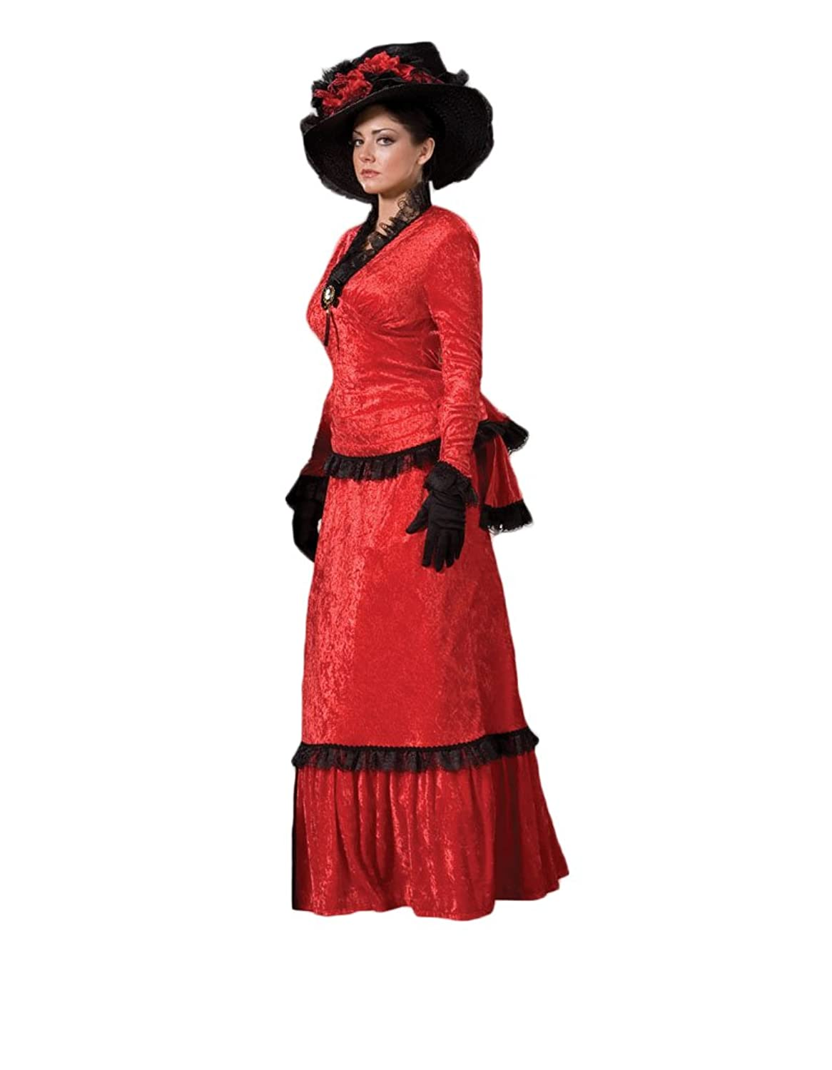 Victorian Dresses | Victorian Ballgowns | Victorian Clothing  Sadie Dress Theater Costume $239.99 AT vintagedancer.com