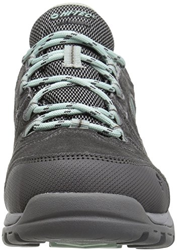 Lace Womens Shoes Hi Cool Lichen Up Top Charcoal Grey Walking Tec 22087 Low Suede FH4CwTYq