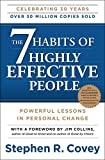 "Millions of copies sold. New York Times Bestseller. Named the #1 Most Influential Business Book of the Twentieth Century. ""As the seminal work of Stephen R. Covey, The 7 Habits of Highly Effective People has influenced millions around the world to be..."