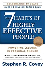 "Millions of copies sold.New York Times Bestseller.Named the #1 Most Influential Business Book of the Twentieth Century.""As the seminal work of Stephen R. Covey, The 7 Habits of Highly Effective People has influenced millions around the world ..."