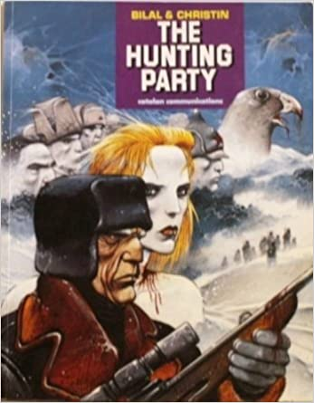 The Hunting Party, Christin, Pierre