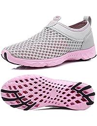 Womens Mens Water Shoes Lightweight Quick Dry Aqua Walking Shoes