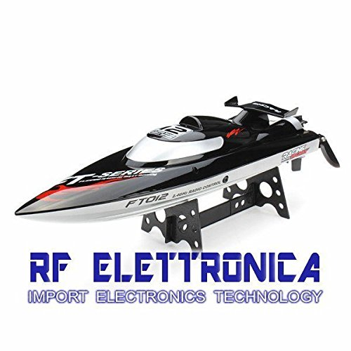 Offshore Racing Rc Boat - 5
