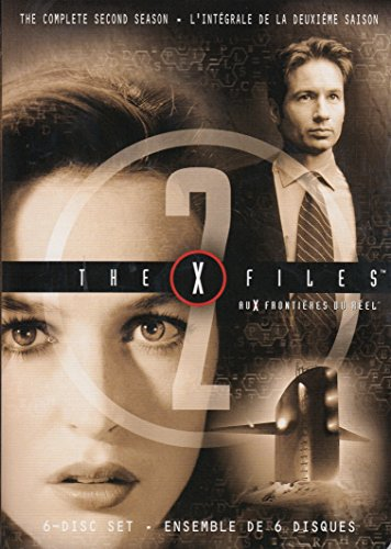 The X-Files: Season 2 (The Xfiles Season 2)