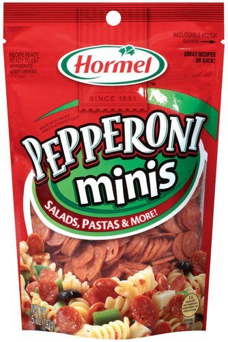 HORMEL PEPPERONI ORIGINAL MINI'S 5 OZ