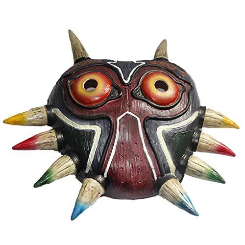 Llpakr Halloween Scary Mask Cosplay Dress Up New