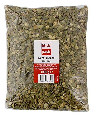 blick pack - Kürbiskerne - 1kg