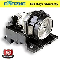 Emazne DT00873/003-120457-01 Projector Replacement Compatible Lamp With Housing For Hitachi Geha Compact 229 WX Hitachi CP-SX635 CP-WUX645 CP-WUX645N CP-WX625 CP-WX625W CP-X809 CP-X809W