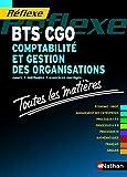 Toutes les matières Comptabilité et gestion des organisations - BTS CGO