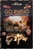 Best Male Enhacements - Go Rhino Gold 30K 3 D Male Enhacement-24 Review