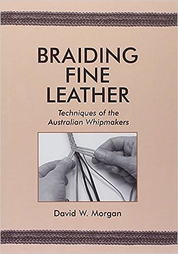 Tandy leather braiding fine leather book 66021 00 david w morgan tandy leather braiding fine leather book 66021 00 david w morgan 9780870335440 amazon books fandeluxe Gallery