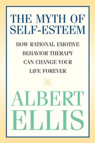 Myth Self esteem Rational Emotive Behavior product image