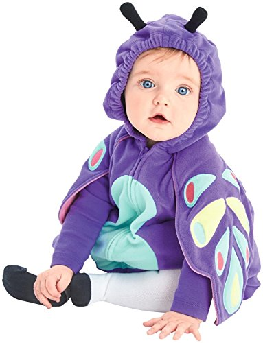 Carter's Baby Girls' Costumes 119g118, Purple, 18 (Carter's Halloween)