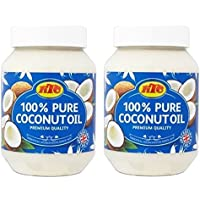 KTC Coconut Oil 500ml (Pack of 2)