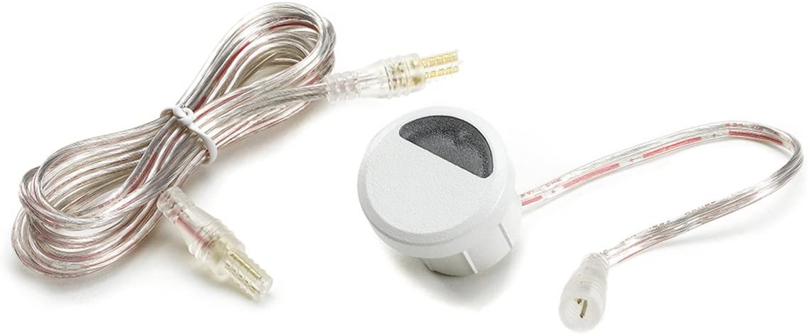 LED Stair Light- Classic White, 4- pack , WTRISERLED4PKC