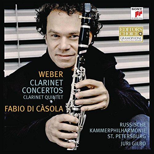 Weber: Concertos For Clarinet And Or Chestra (2nd Life Version) (2nd Clarinet)