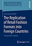 The Replication of Retail Fashion Formats into