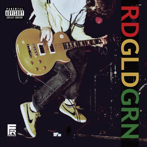 Red Gold Green LP [Explicit] (Red Gold Green)