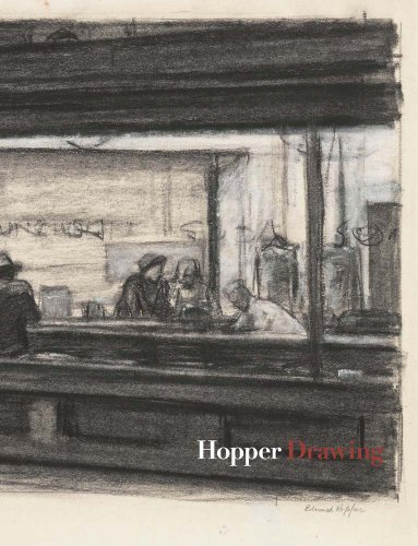 Hopper Drawing (Whitney Museum of American Art) por Carter E. Foster