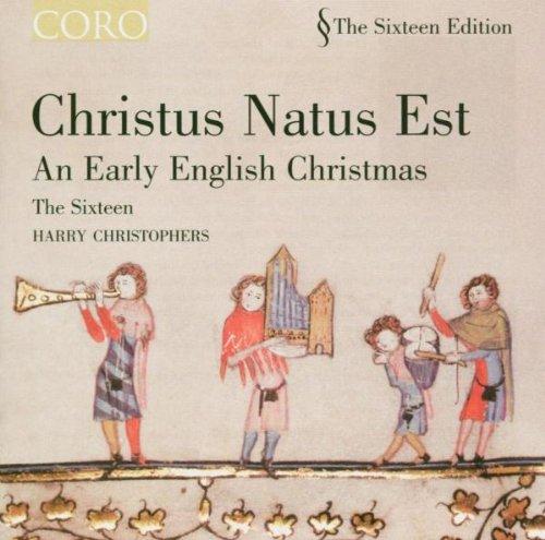 Christus Natus Est: Early English Christmas by Coro (Image #2)