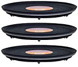 Plant Stand 41110 Down Under Plant Turner, Black (Pack of 3) Review