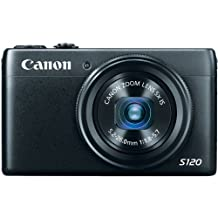Canon PowerShot S120 12.1Digital Camera with 3.0-Inch TFT LCD