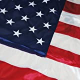 Wet and Windy Duratex II 4'x6′ Tricot Knit Polyester U.S. Flag Review