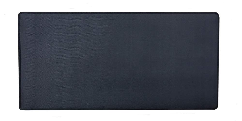 The Blue Rooster Flexible Fire Resistant 18'' X 36'' Rectangular Hearth Pad by The Blue Rooster