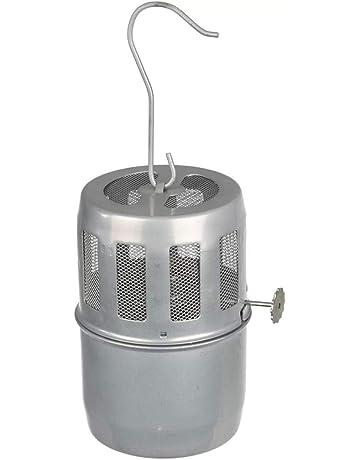 Nature Calentador de Parafina Colgante 0,5 L Calor Ambiente Hogar Cálido Clima
