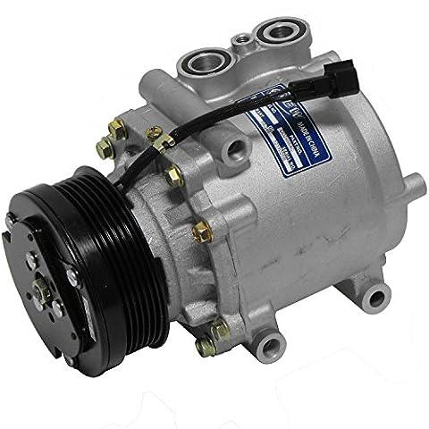 UAC CO 2486AC A/C Compressor (Compressor Air Conditioning)
