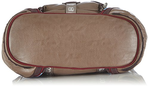 Poodlebag Adulto taupe A Unisex Borsa Beige Tracolla beige qffxPIH