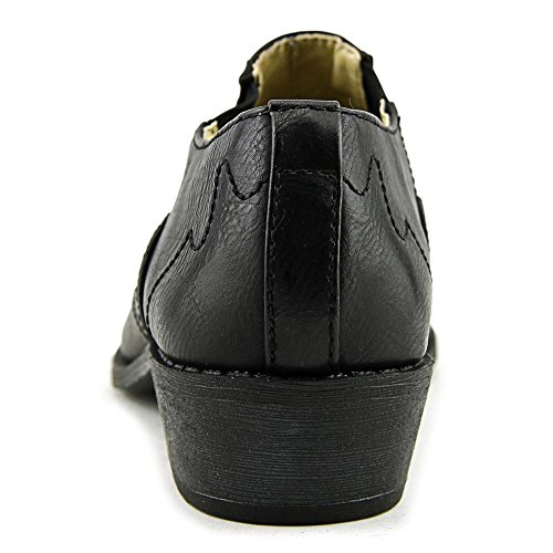 Dolce by Mojo Moxy Latigo Women US 7 Black Loafer tOq1hLpGa