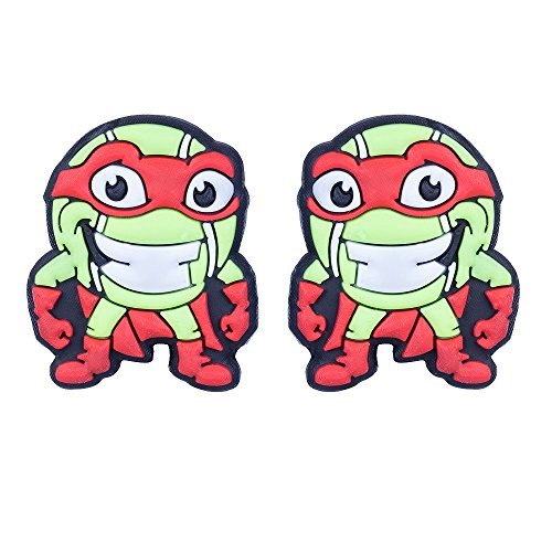 Racket Expressions Super Hero Kid's Tennis Racquet Dampeners by (2 Pack)