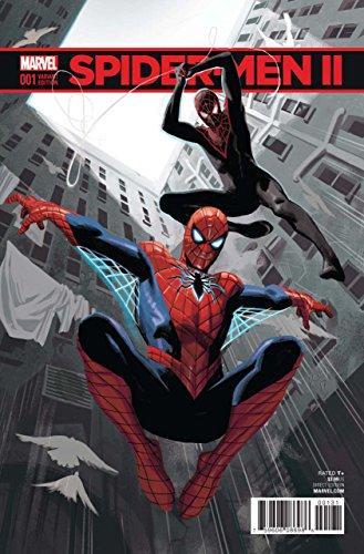 Spider-Men II (2017) #1 VF/NM Daniel Acuna Cover