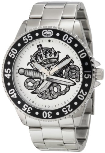 Rhino by Marc Ecko Men's E8M017MV Bold Graphic Detailed Watch