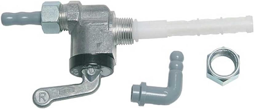 Karcoma Benzinhahn Mit Tankanschluss M12 X 1 Und Variablen Schlauchanschluss Auto