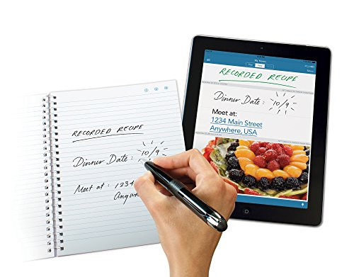 Smartpen for Android & iOS Tablets and Smartphones