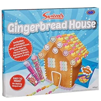 Fabulous Brand New Swizzels Decorate Your Own Giant Gingerbread House Download Free Architecture Designs Rallybritishbridgeorg